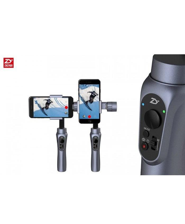 Zhiyun-Tech Smooth Q Smartphone Gimbal Black