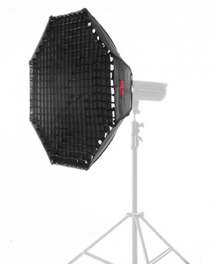 Jinbei K-90 Octagonal Umbrella Soft Box with Grid