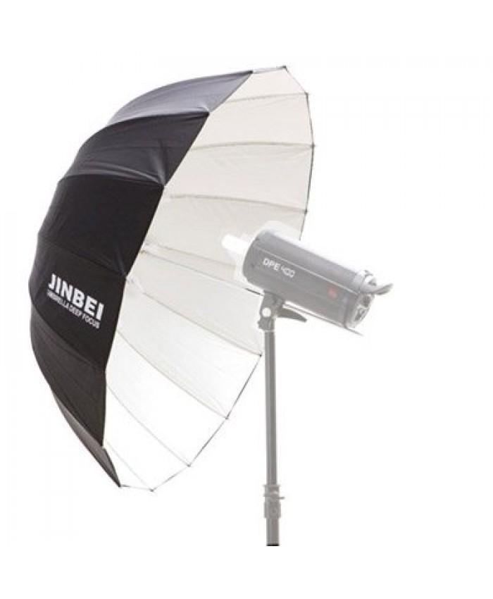 "Jinbei Deep Umbrella White 41"" inch"