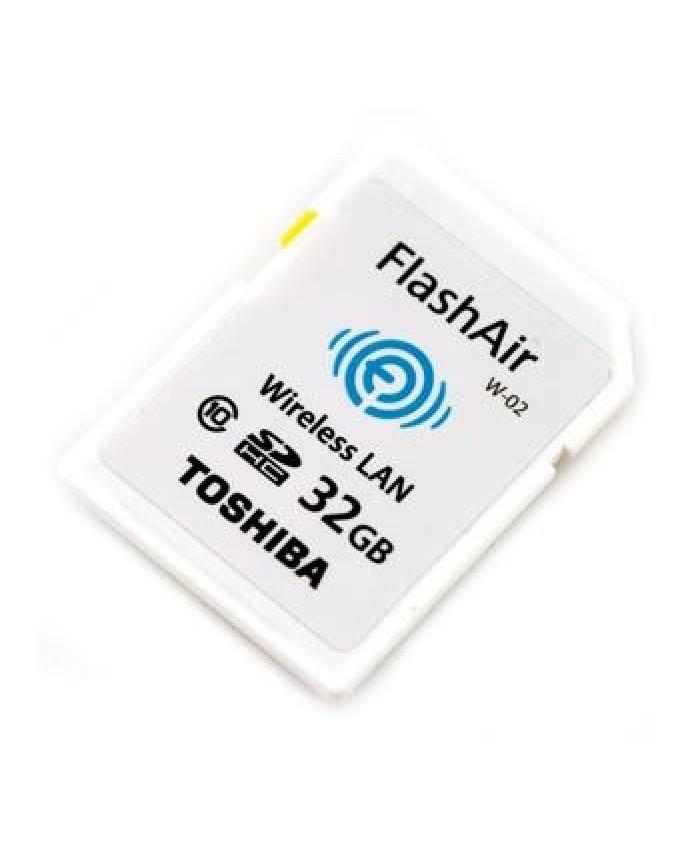 Toshiba FlashAir 32GB wifi SDHC
