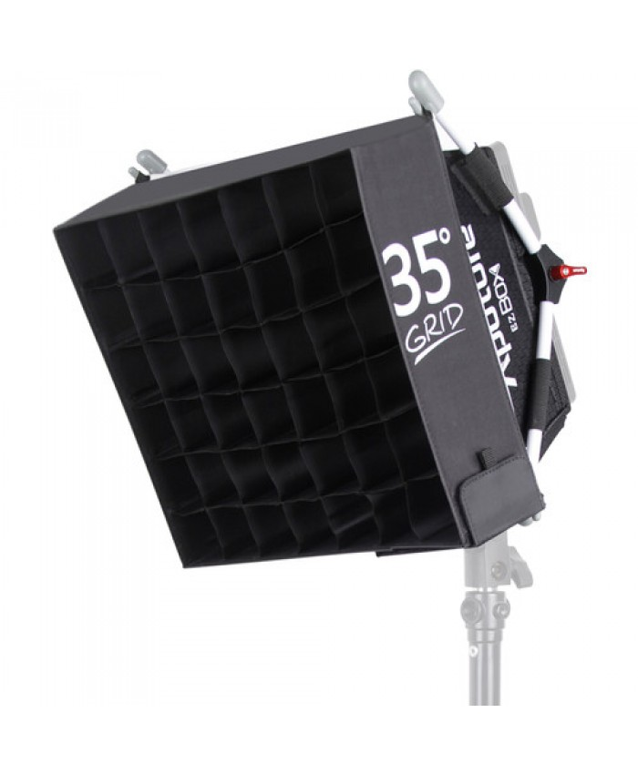Aputure EZ Box+ Softbox Grid Kit for 528 and 672 LED Lights