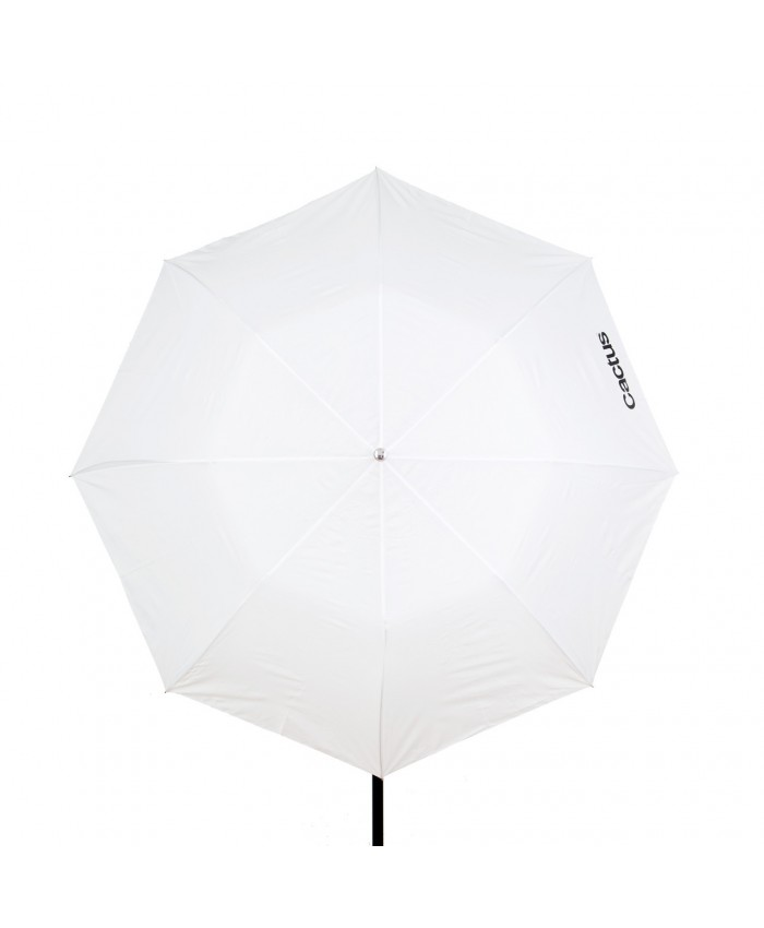 """Cactus White Diffusion Collapsible Umbrella 45"""" C-451"""