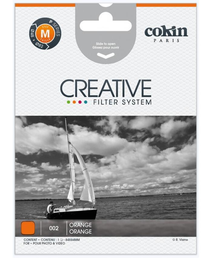 Cokin P002 Orange Filter P size