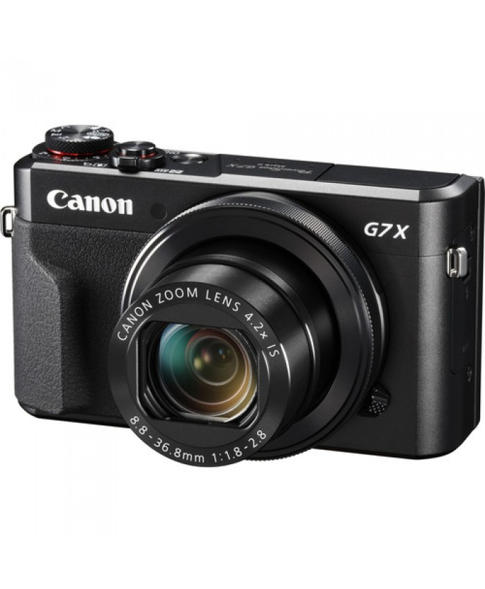 Canon PowerShot G7 X Mark II Digital Camera