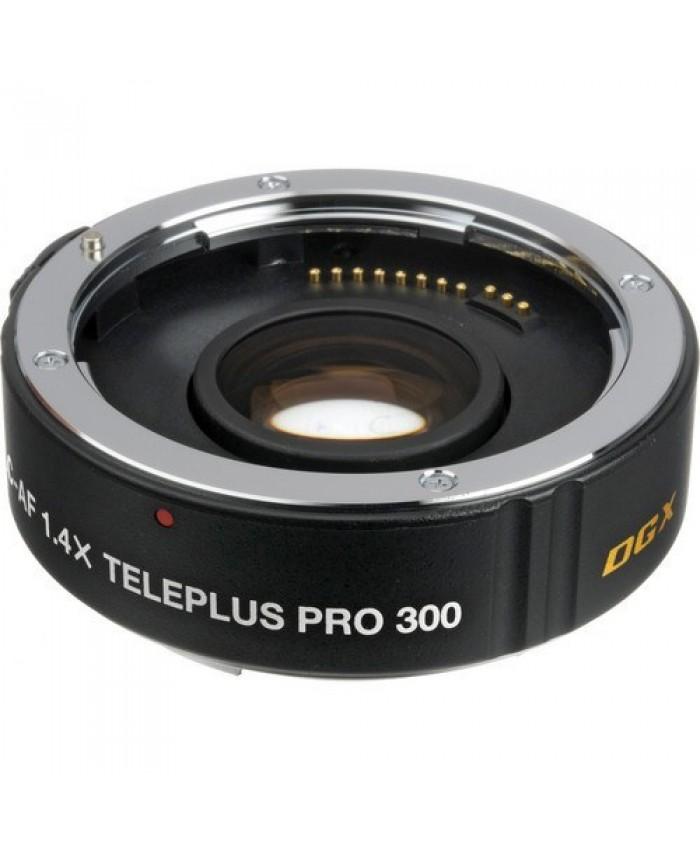 Kenko Teleplus PRO 300 DGX 1.4x AF Teleconverter - Canon