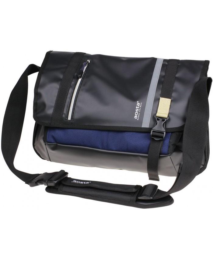 Aosta OEJ Messenger Bag Navy