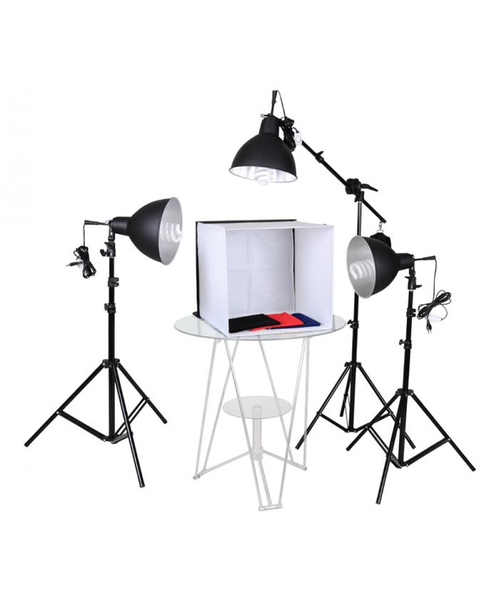 NiceFoto Digital light kit KT-502