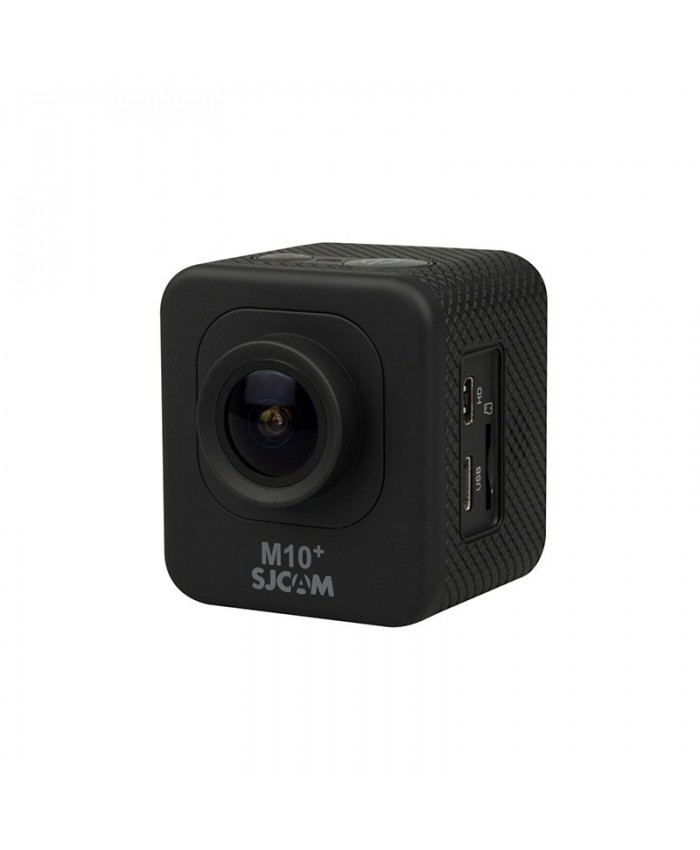 SJCAM M10+ 2K Gyro Action Cam Wifi Black
