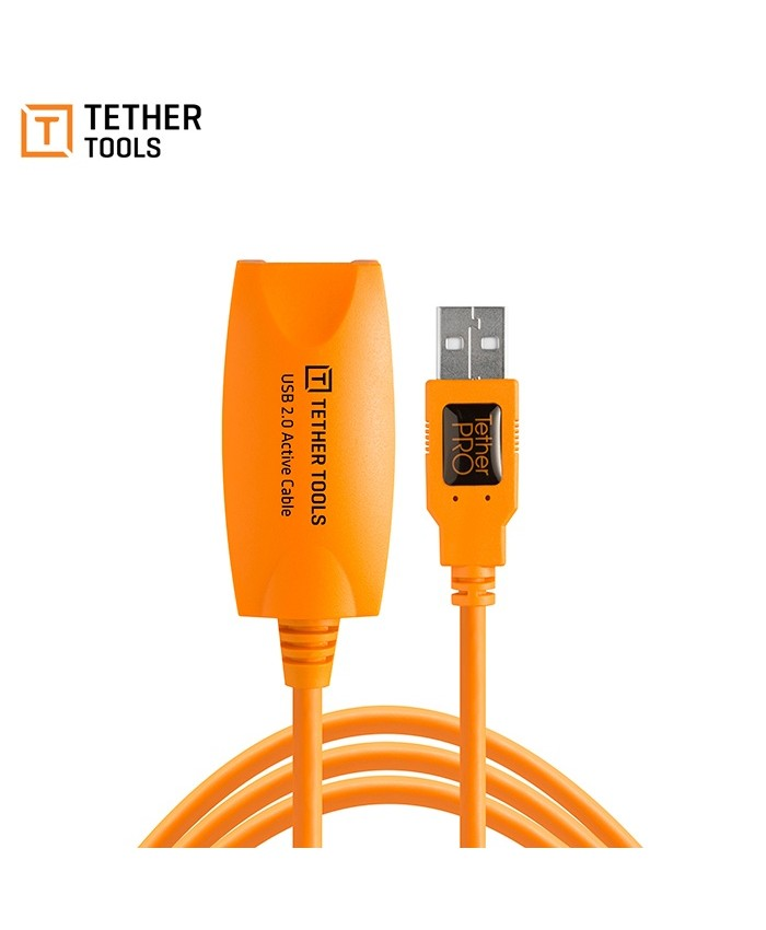 TetherPro USB 2.0 Active Extension Cable 5m