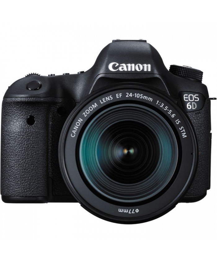 Canon EOS 6D 24-105 f/3.5-5.6 STM + 16GB C10