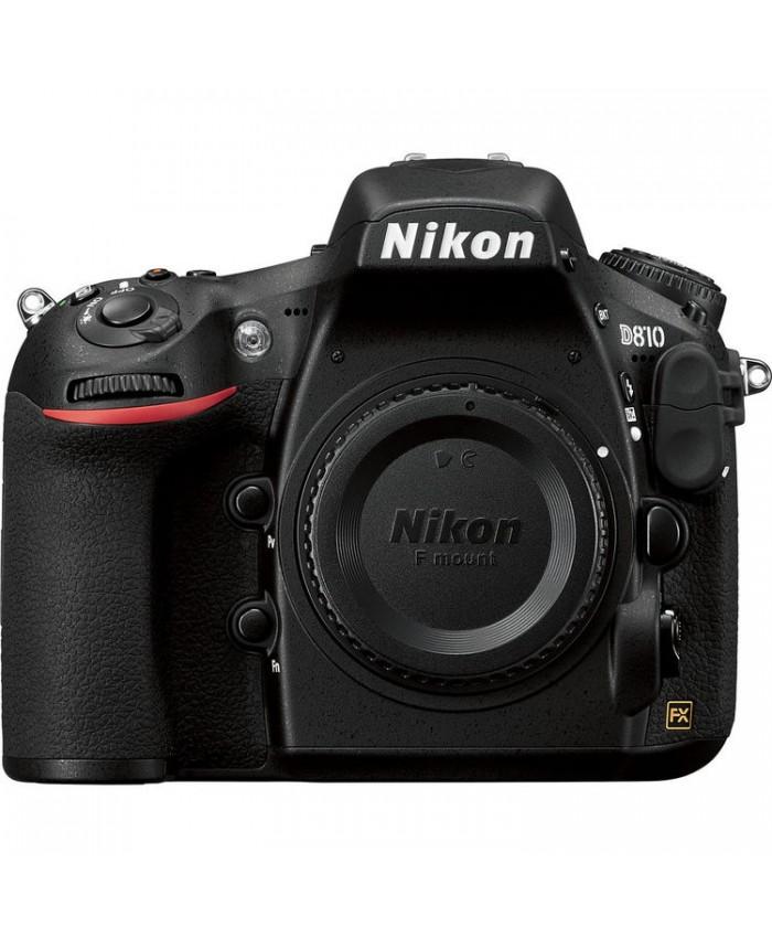 Nikon D810 Body + 32GB C10