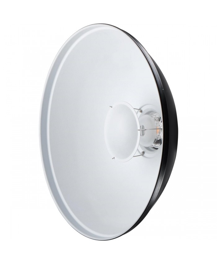 Jinbei Beauty Dish 50cm Qz-50 White with Honeycomb Grid