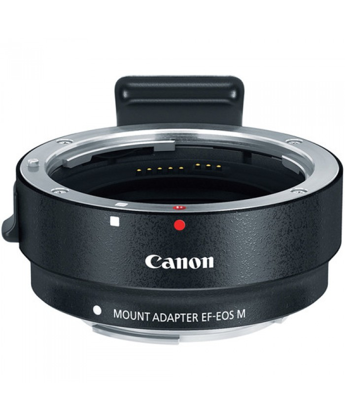Canon EF-M Lens Adapter for Canon EF / EF-S Lenses without Tripod Mount