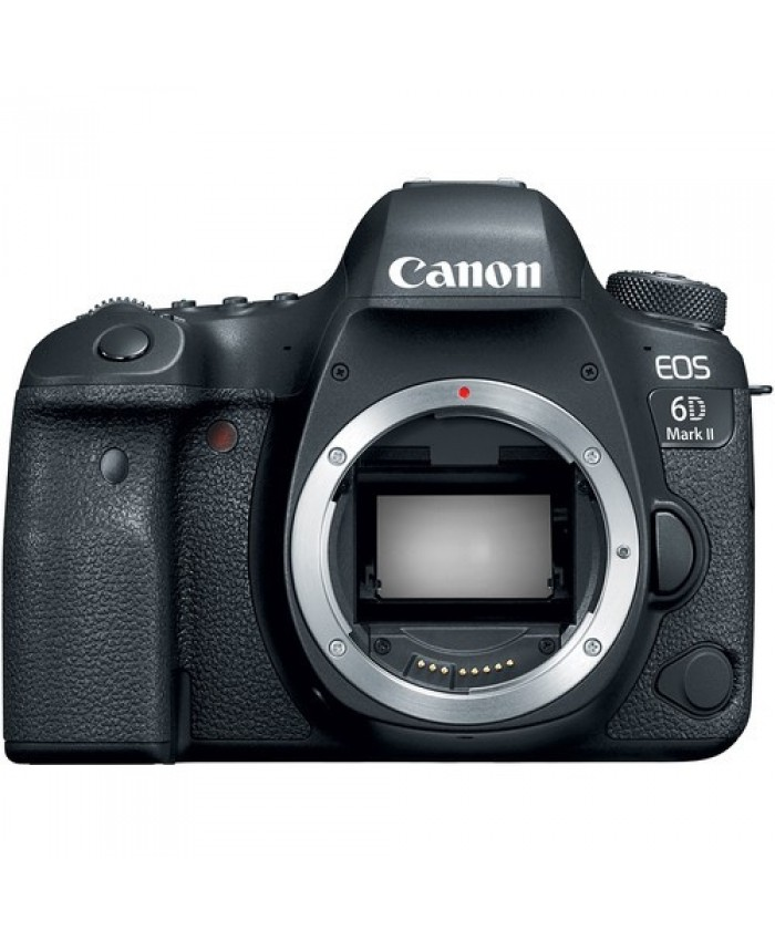 Canon EOS 6D Mark II DSLR Body Only