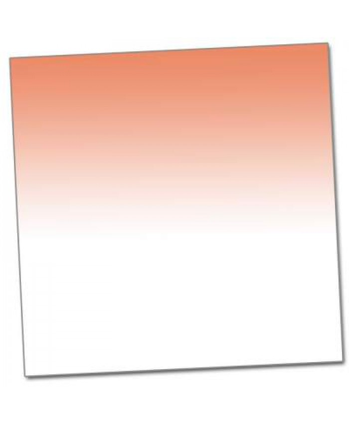Cokin P664 Filter P Gradual Fluo Red R1