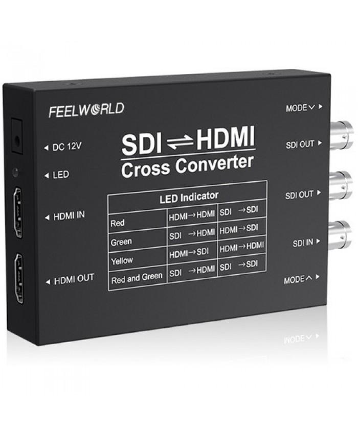 FeelWorld Seetec SDI / HDMI Cross Converter