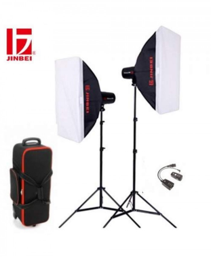 Jinbei DII 250 Studio Flash Kit