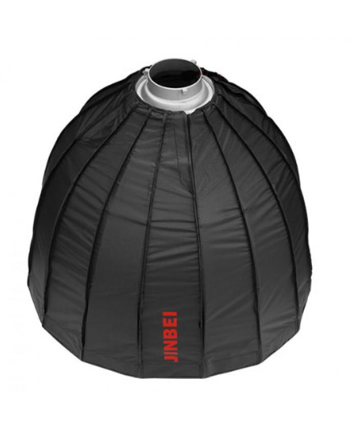 Jinbei 120cm Deep Octa Softbox Bowens mount with Grid