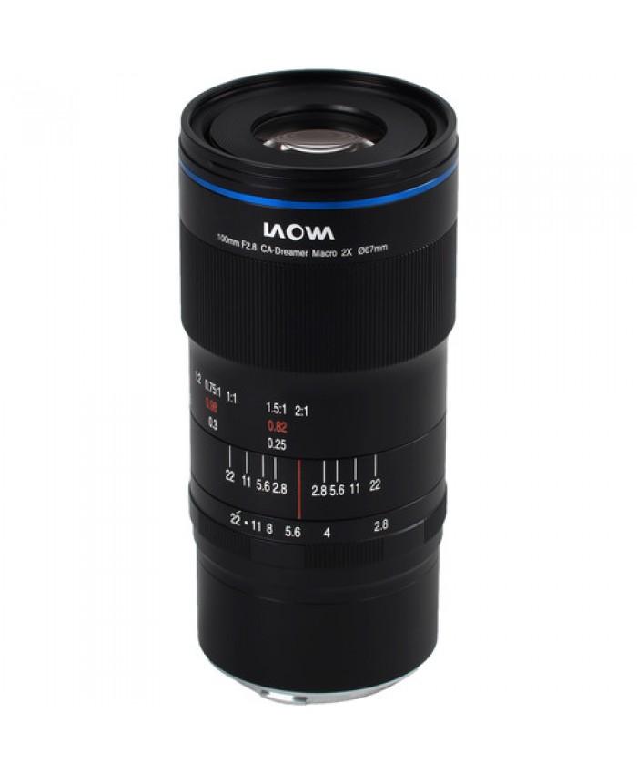 Laowa 100mm f/2.8 2X Ultra Macro APO Lens for Canon RF