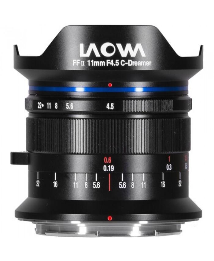 Laowa 11mm f/4.5 FF RL Lens for Sony FE