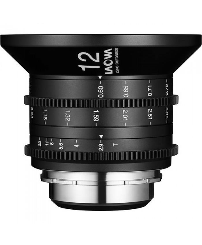 Laowa 12mm T2.9 Zero-D Cine Lens Canon EF
