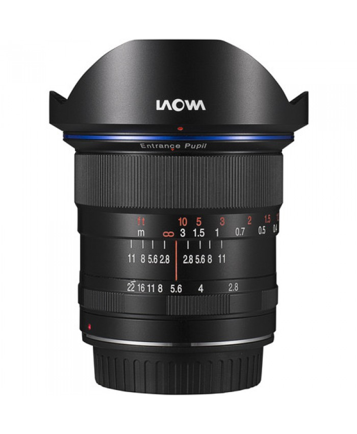 Laowa 12mm f/2.8 Zero-D Lens for Canon EF
