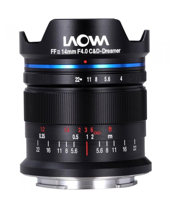 Laowa 14mm f/4 FF RL Zero-D Lens for Canon RF