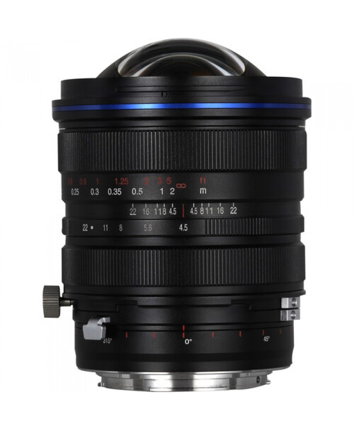 Laowa 15mm f/4.5 Zero-D Shift Lens for Canon EF