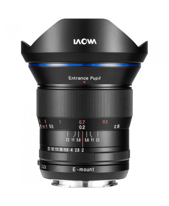 Laowa 15mm f/2 FE Zero-D Lens for Sony FE