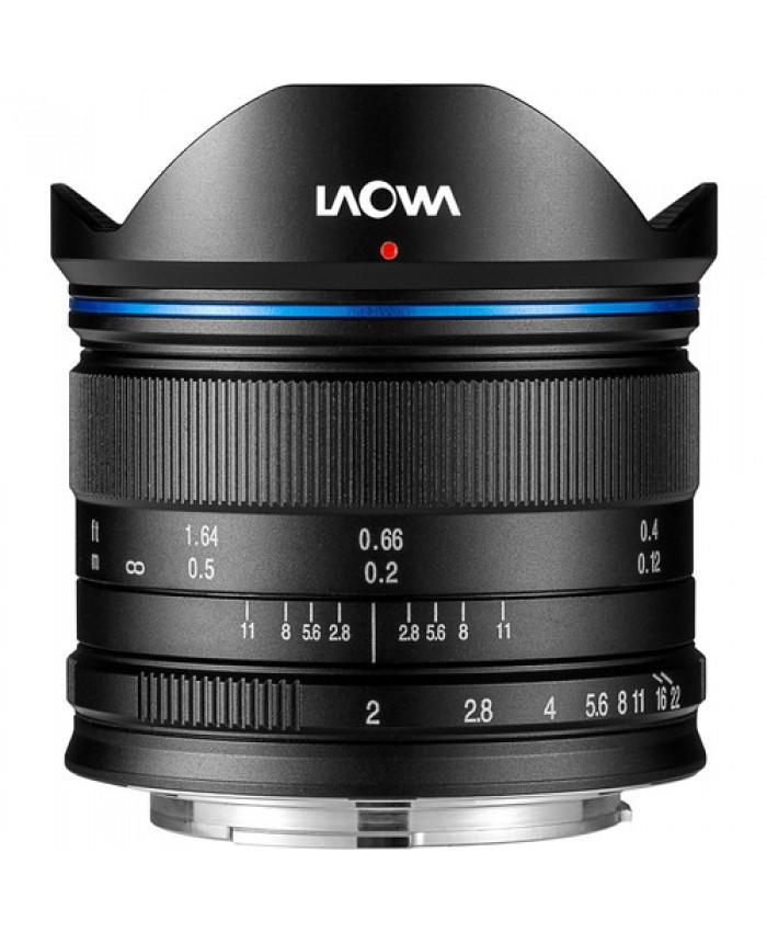 Laowa 7.5mm f/2 MFT Lens for Micro Four Thirds