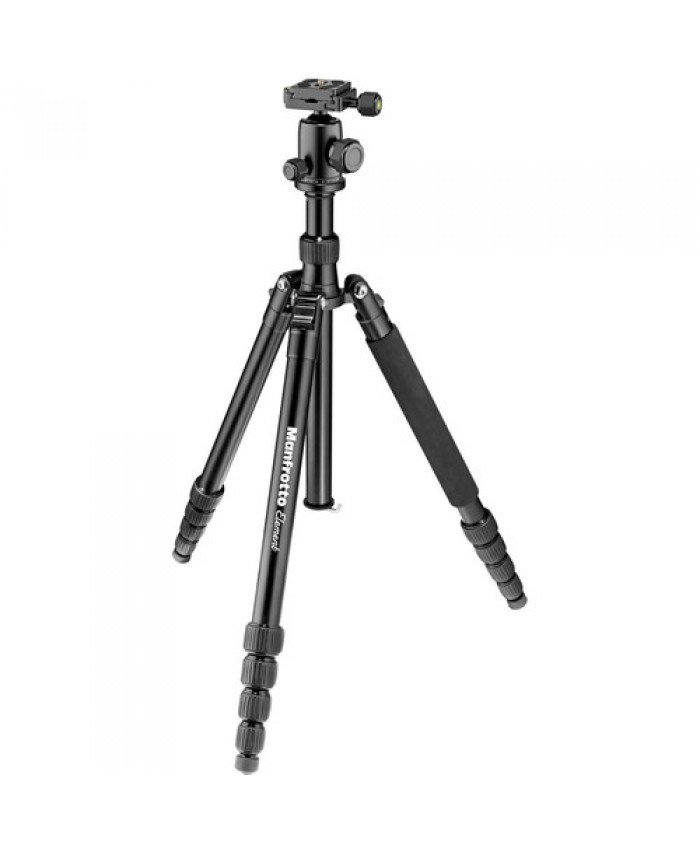 Manfrotto Element Big Aluminum Traveler Tripod Black