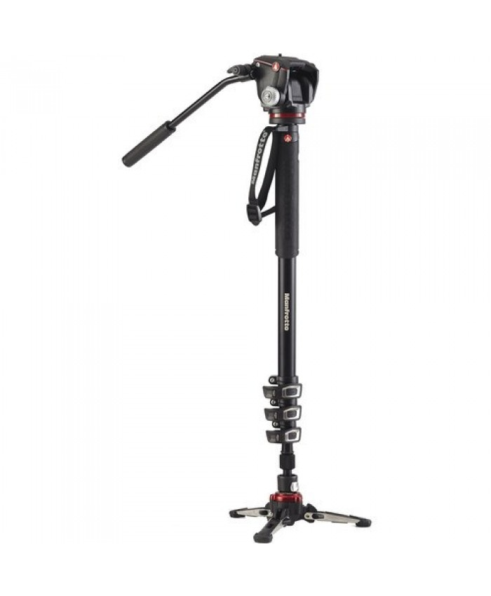 Manfrotto Aluminum XPRO Video Monopod