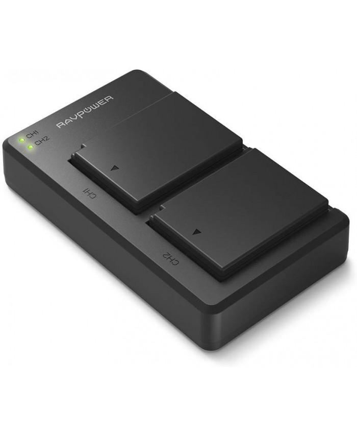 RAVPower Canon LP E10 Batteries Set