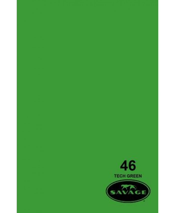Savage Widetone Seamless Background Paper #46 Tech Green 2.7m