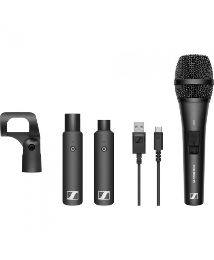 Sennheiser XSW-D VOCAL SET Wireless Microphone System with Handheld Mic