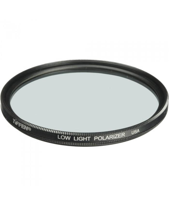 Tiffen 49mm Low Light Linear Polarizer Filter