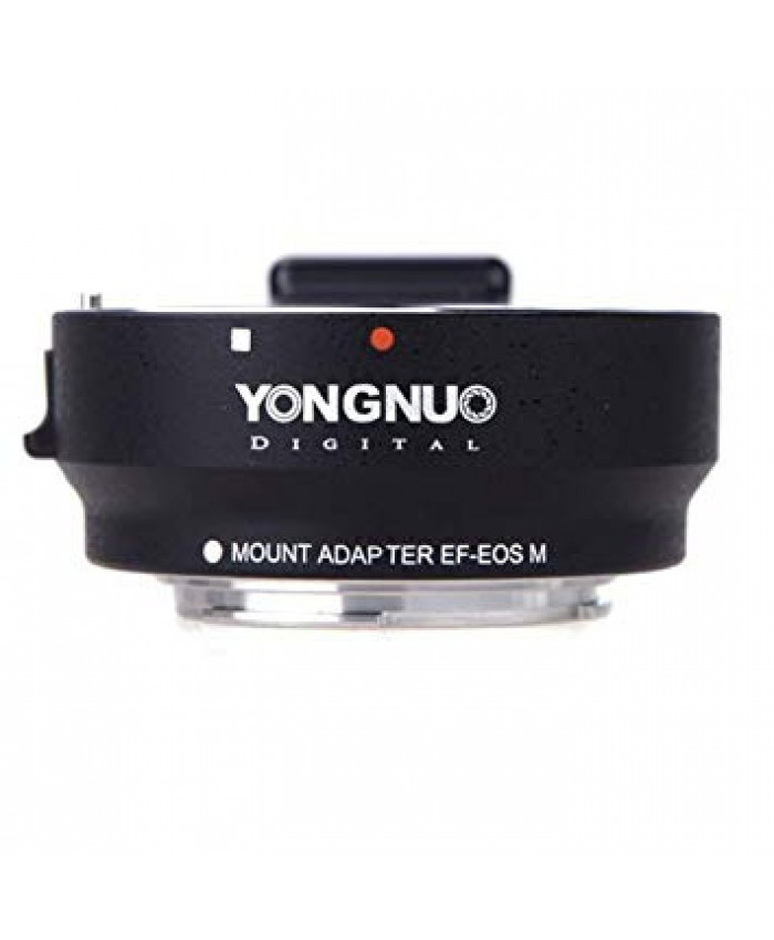 YONGNUO EF-M Auto-focus Smart Mount Adapter EF-M for Canon EF Lens to Canon EOS M