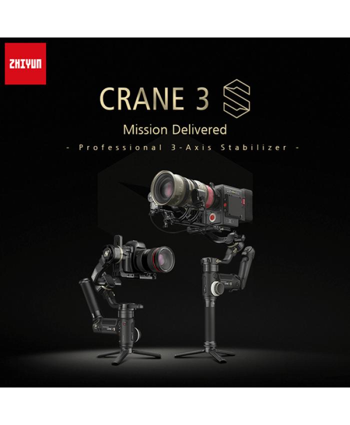 Zhiyun-Tech CRANE 3S Handheld Stabilizer