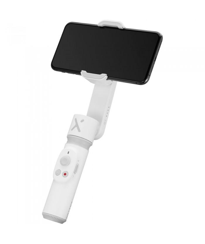 Zhiyun-Tech SMOOTH-X Smartphone Gimbal White Combo Kit