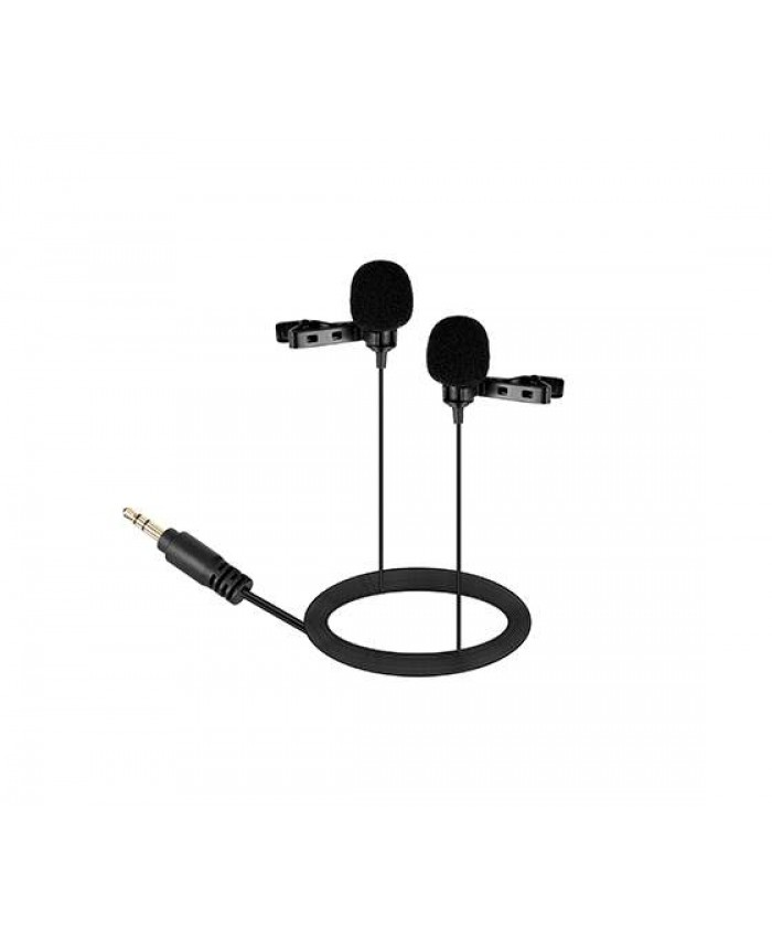 BOYA BY-LM300 Dual-Lavalier Microphone