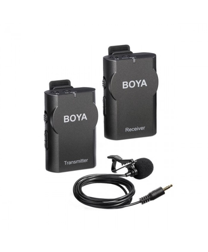 Boya BY-WM4 Wireless Microphone