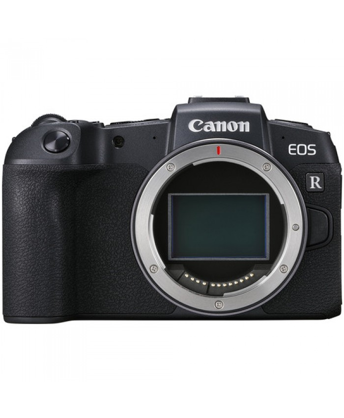 Canon EOS RP Mirrorless Digital Camera Body Only + Adapter