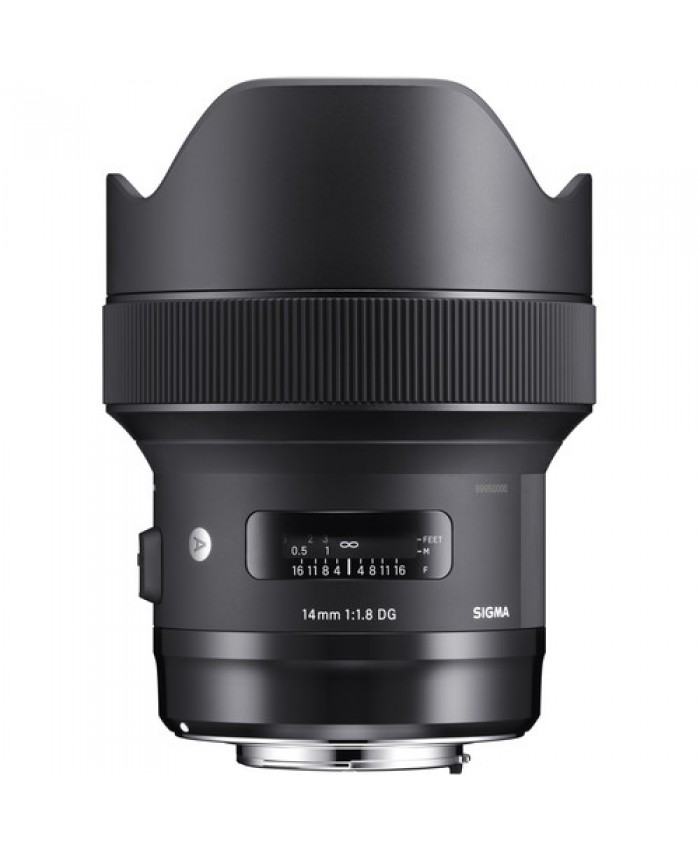 Sigma 14mm f/1.8 DG HSM Art Lens for Sony E-mount