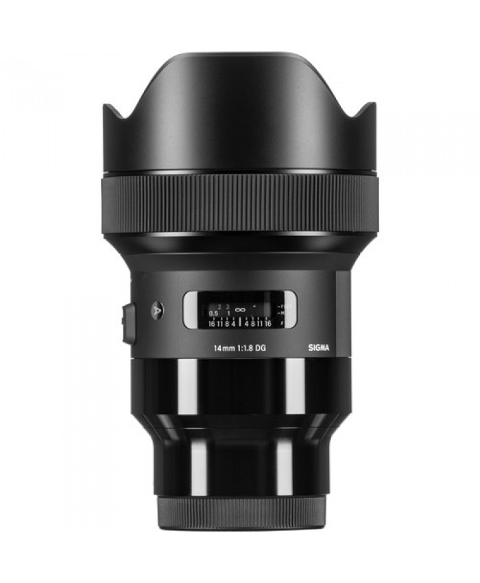 Sigma 14mm f/1.8 DG HSM Art Lens for Sony E-mount