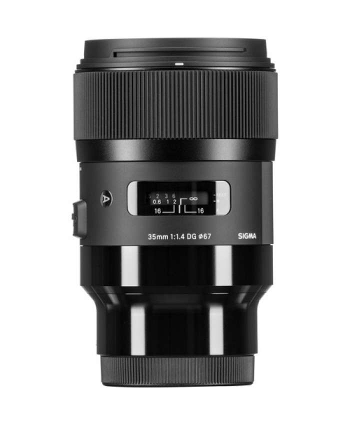 Sigma 35mm f/1.4 DG HSM Art Lens for Sony E