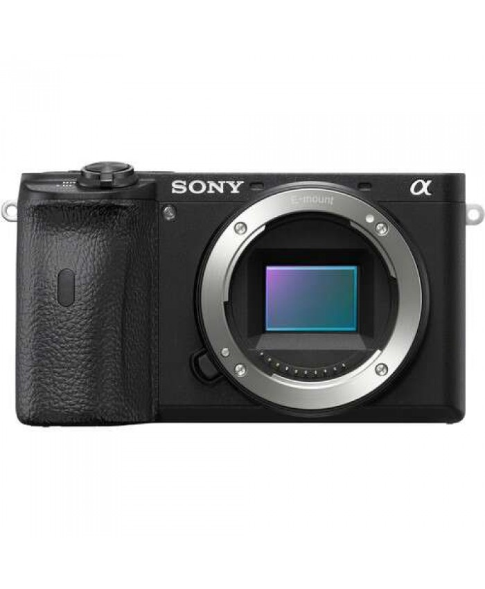 Sony Alpha a6600 Mirrorless Digital Camera