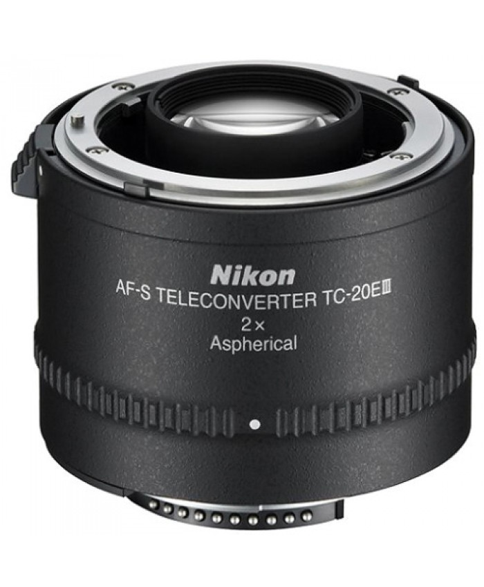 Nikon TC-20E III 2x Teleconverter for AF-S & AF-I Lenses