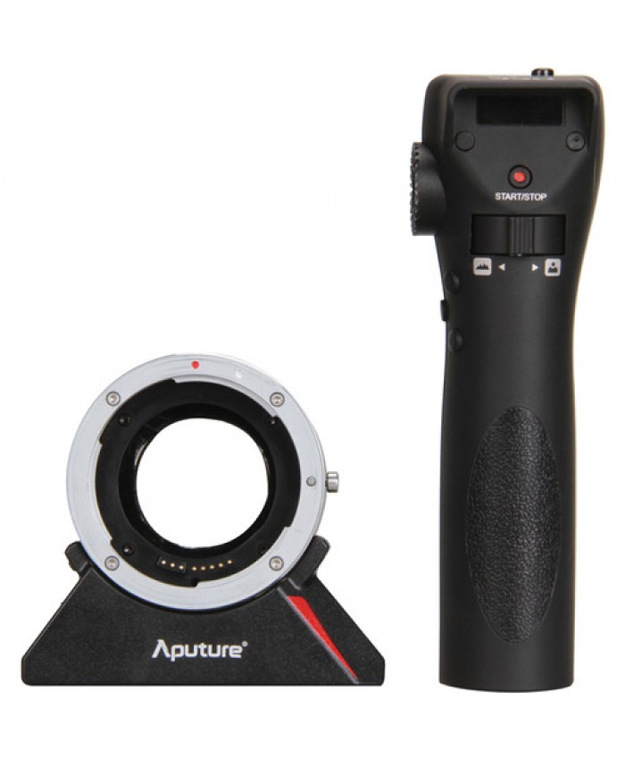 Aputure DEC Wireless Focus & Aperture Controller EF and EF-S-Mount Lenses to E-Mount