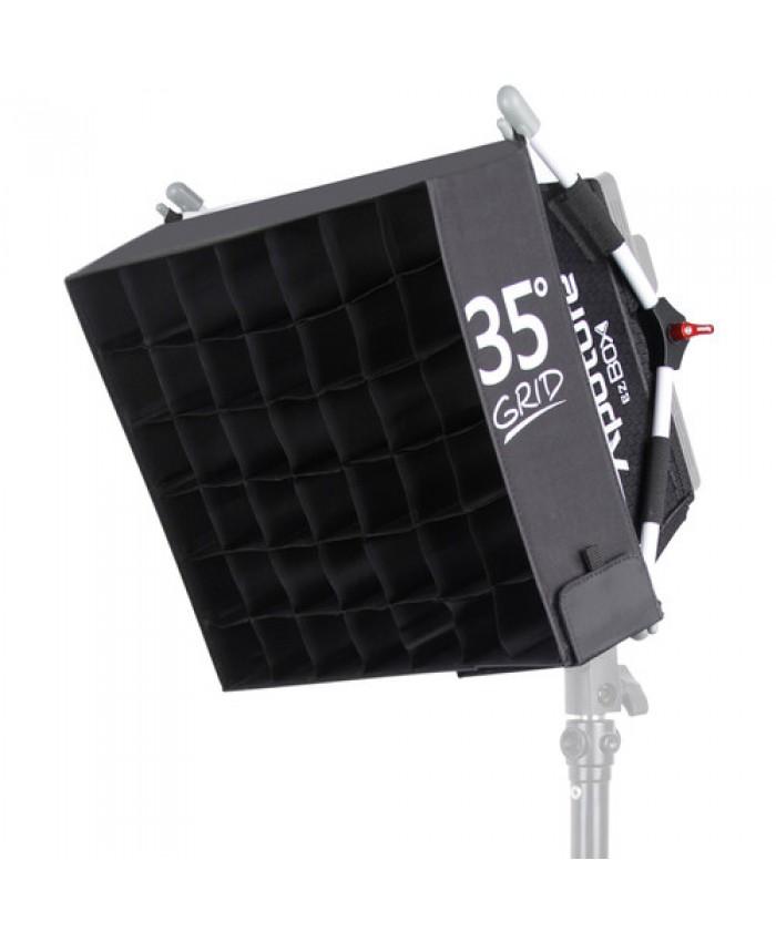 Aputure EZ Box+ Softbox Grid Kit for 528 and 672 LED Lights