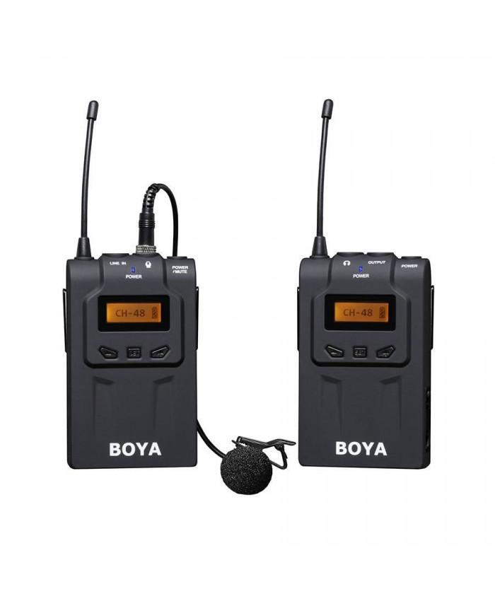 BOYA BY-WM6 UHF Wireless Microphone